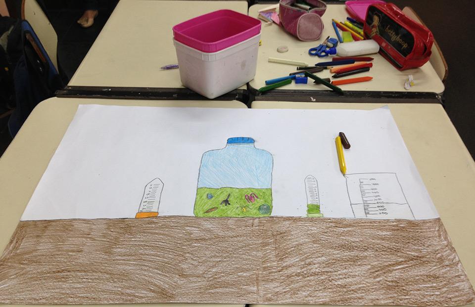 Desenhos CIEP 2014